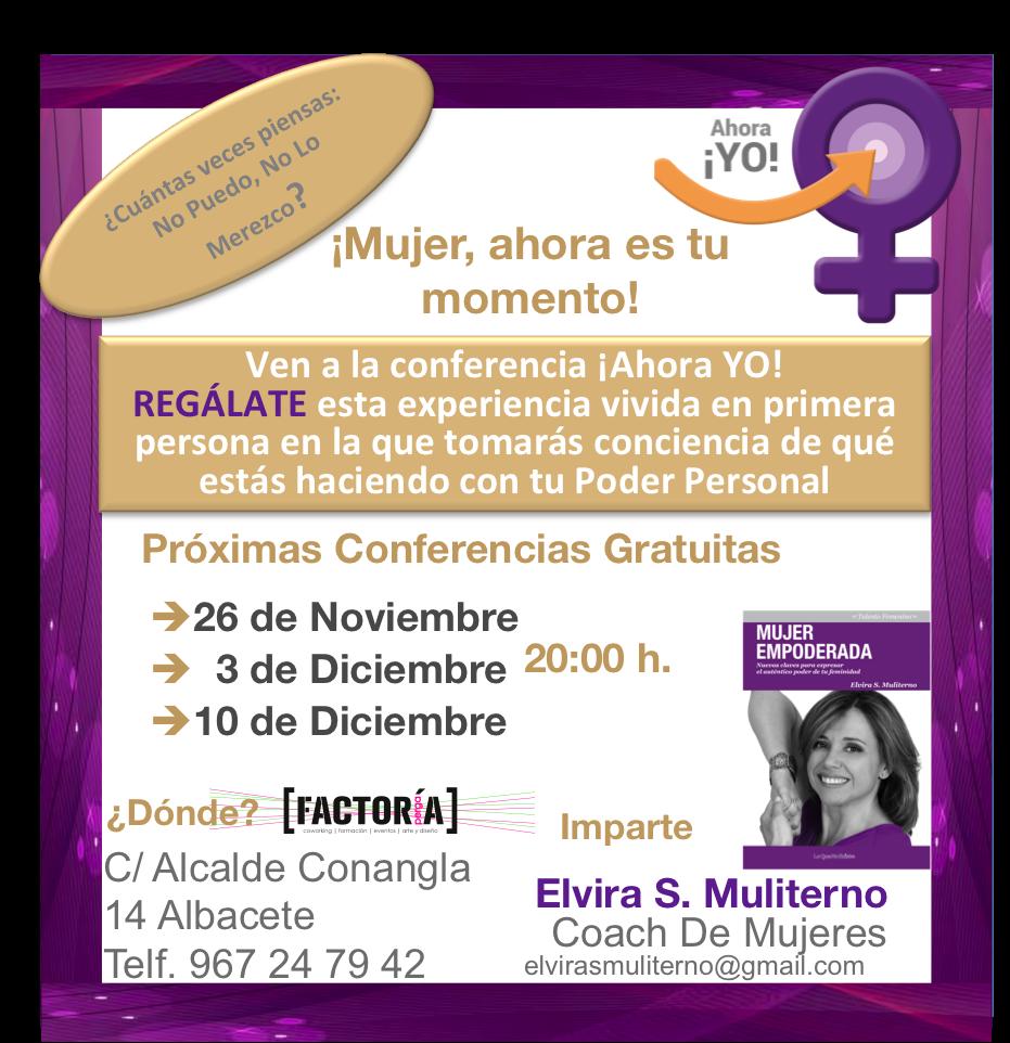 Washup Conferencia Ahora Yo! Albacete nov 14